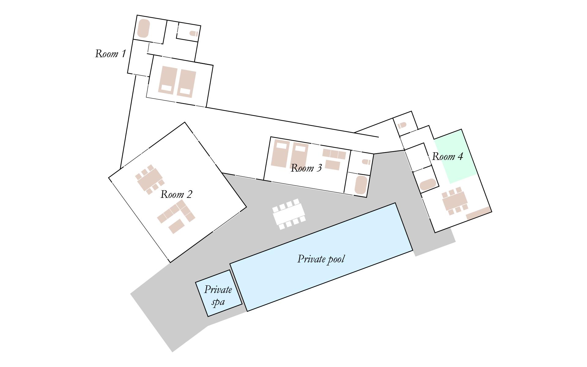 お部屋map
